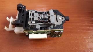 Микроскоп из телефона и DVD привода.