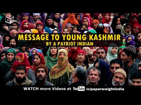 Message to Kashmiri