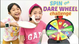 SPIN THE DARE WHEEL CHALLENGE  KAYCEE WONDERLAND