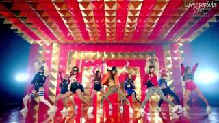 [Karaoke Instrumental w/ Backup Vocals] SNSD - I Got a Boy MV [Eng + Rom + Hangul] HD