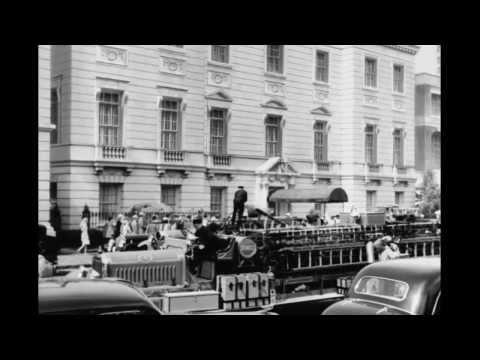 New York City Manhattan Fifth Avenue (1947)
