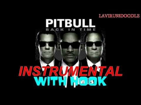 Pitbull - Back in Time [Instrumental with Hook]
