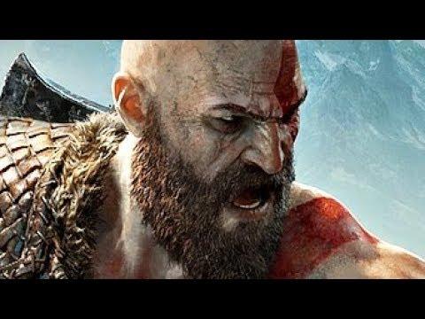 God Of War 4 La Frase Pensar Antes De Actuar No Significa Nada Para Kratos