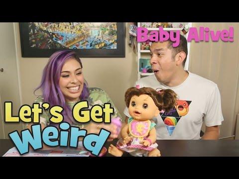 BABY ALIVE - Lets Get Weird
