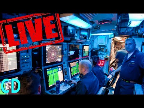 LIVE - USO's Unidentified Submerged Objects with Marc D'Antonio
