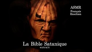 🤘🏻La bible satanique ASMR