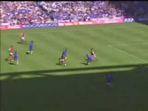 FA Cup Final 2002 - Arsenal v Chelsea