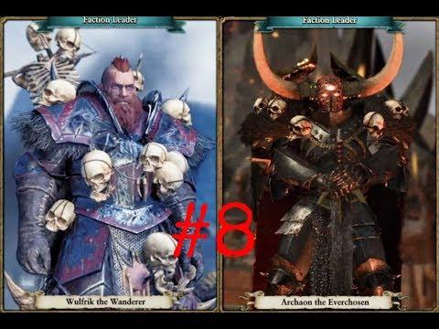 Mortal Empires, Norsca Chaos Co-Op Ep: 8