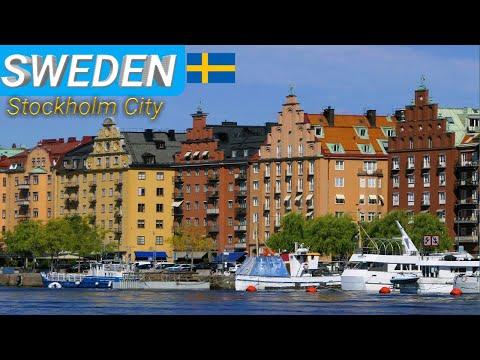 Sweden|Beautiful Nature of  Stockholm city center 🇸🇪|sweden travel guide