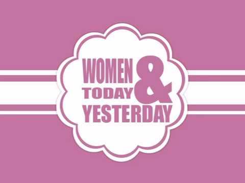 Women Today & Yesterday: January's Women & Feminist 1-24-18