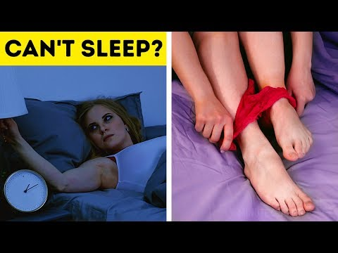 HOW TO BEAT INSOMNIA AND FALL ASLEEP FAST