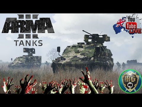 🔴 ARMA 3 🔴 Zombie's, Missions, Heli's and AI Pilots