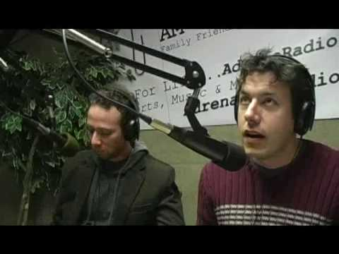 John Ross Bowie & Kevin Sussman on