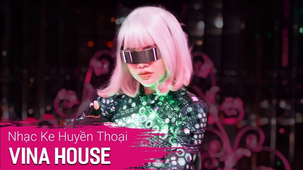 NONSTOP VINAHOUSE 2022 - TRÔI KE ĐU CÂY ME - Nhạc DJ Việt Mix Bass Cực Mạnh