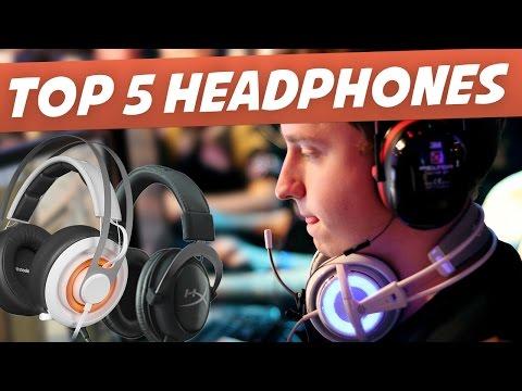 TOP 5 Headphones for CS:GO 2015