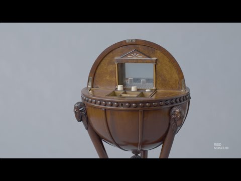 From Sewing to Secrets, the Life of a Globe Table
