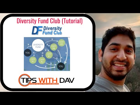 Diversity Fund Club I How To Add Funds & Buy Profit Packs