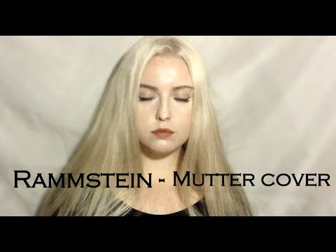 Rammstein - Mutter (Polina Poliakova cover)