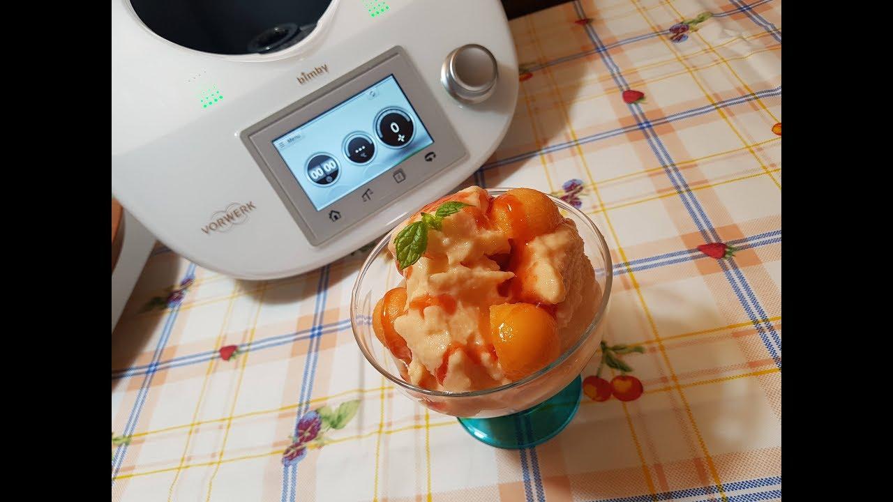 Ricetta bimby gelato melone