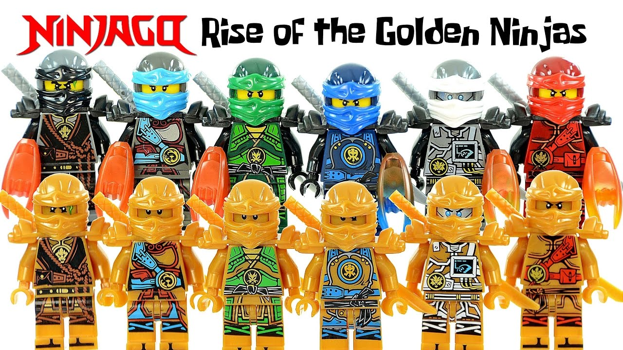 Worksheet. Ninjago Hands of Time  The Rise of the Golden Ninjas Unofficial