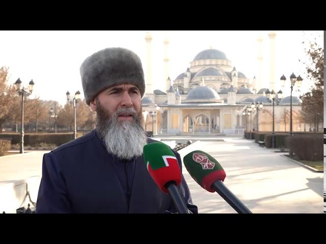 Муфтий ЧР Салах-Хаджи Межиев о том, как важно сделать вакцинацию против коронавируса