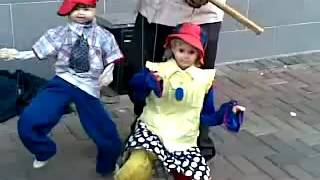 Puppet Dancing in South Africa