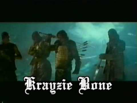 Bone Thugs N Harmony feat 2pac - Thug Luv (Darkstarr Remix) VIDEO