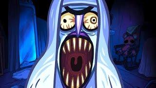KUKA ON NÄHNYT NUNNAN? | Pelataan Trollface Quest Horror