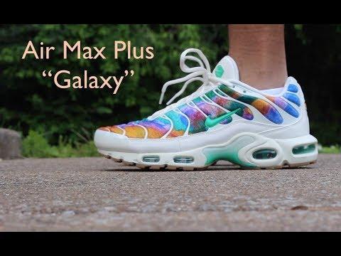 Air Max Plus Alternate Galaxy