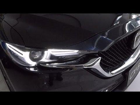 รีวิว 2018 Mazda CX-5 รุ่น XDL เครื่องยนต์ดีเซล SKYACTIV-D 2.2 AWD ราคา 1.77 ล้านบาท