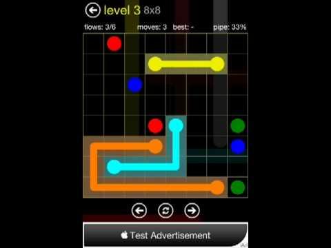 Flow 8x8 Level 3 (Regular Pack)