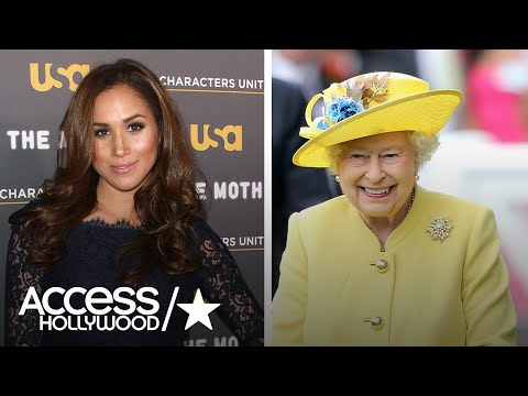 Why Meghan Markle Wears Neutrals Around the Queen