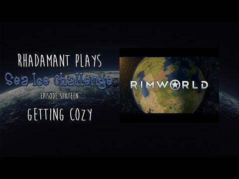 RimWorld 1.0 / Sea Ice Challenge / EP 16 / Getting Cozy