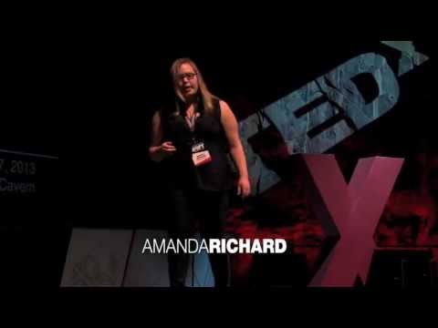 """Tale of a Youth in Care: Mandy Richard at TEDxYouth@NickelCity 2013"""