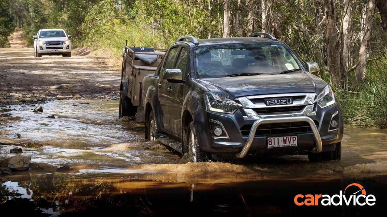 Chasing Jewfish in the Isuzu D-Max | CarAdvice