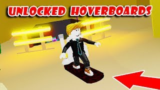 Come sbloccare HOVERBOARDS in Ghost Simulator! [Roblox]