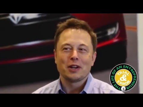 Elon Musk - Why is perseverance vital to entrepreneurs