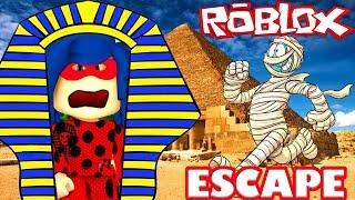 Uur Böce-i ile Piramitten 🐞 Roblox Oyunu 🐞Escape Simulator Rollenspiel 🐞 Rolblox Neu