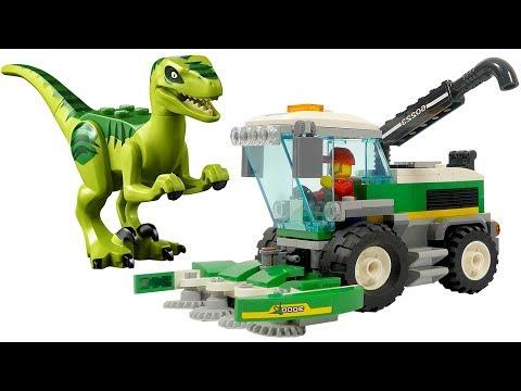 lego-stop-motion-dinosaur-in-farm-(animation)