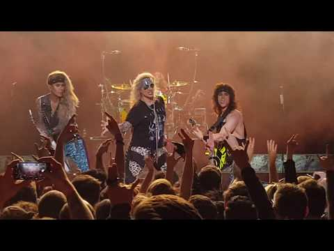 Steel Panther Live 2018 Highlights-  Manchester O2 Apollo 24th January