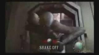 Resident Evil 4 Muertes con toque de Loquendo!