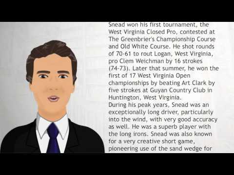 Sam Snead - Wiki Videos