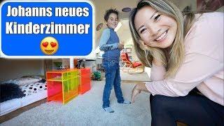 Johann bekommt einen Fernseher 😱 Neues Kinderzimmer! Küchenmaschine Haul | XXL VLOG | Mamiseelen