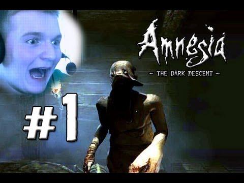 [ХРАНИЛИЩЕ И МОНСТР!] Amnesia: The Dark Descent Прохождение. Часть 6