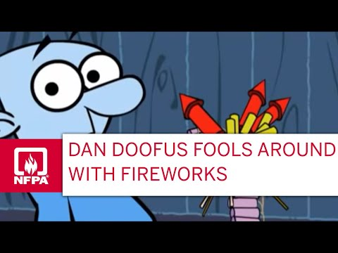 Consumer Fireworks Safety Public Service Announcement