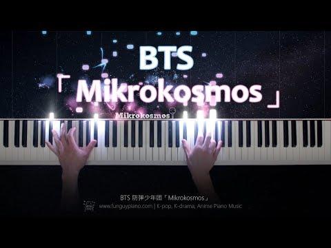 BTS「Mikrokosmos」Piano