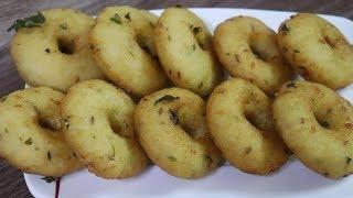 झटपट  बनाये ऊपवास के मेन्दु  वडा | creative recipe | Geeta cooking world