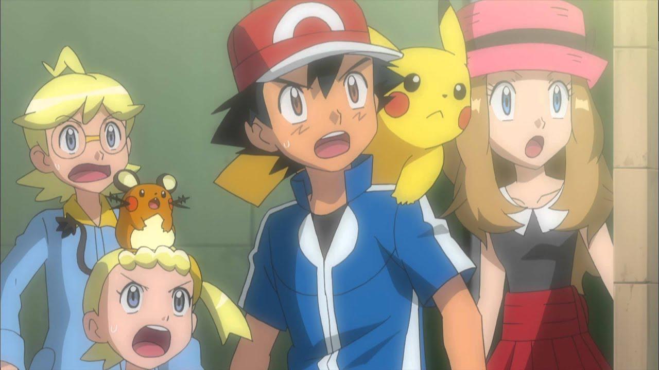 Pokemon Xy Serie Stream