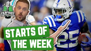 Fantasy Football 2019 - Starts of the Week + Week 3 Breakdown, Right Angle Analysis - Ep. #778