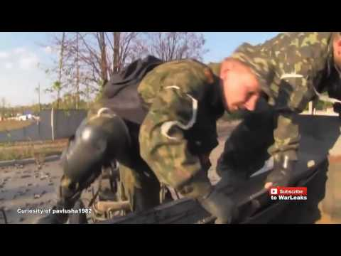 Ukraine War -  Novorossian Rebels Assault On Donetsk Airport